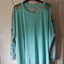A Postcard From Brighton - Bnnw Aqua Fallon Top (Rrp 48) Size 1 (Up to 12) Photo