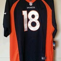 a&r Jerseys Broncos Manning Blue Photo