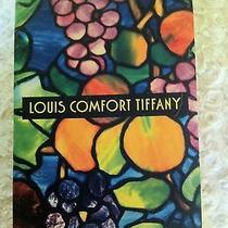 A Tiffany Lamp Louis Tiffany Stainless Glass Light Jewelry Trinket Box Rare  Photo