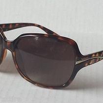 Ax Armani Exchange Sunglasses Brown With Microfiber Bag Photo