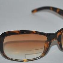 A/x Armani Exchange Tortoise Shell Eyeglass / Sunglasses Frames Only Ax125 Photo