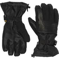 A560 the Cliff Gloves - Waterproof Insulated (For Men) - Black (M ) Photo