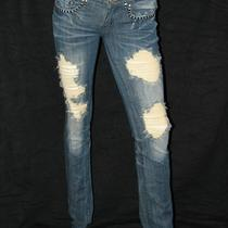 A7 Jeans  - 26 -   Fully Embellished With Swarovski Elements   Photo