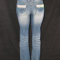 A7 Jeans - 30 - Fully Embellished With Swarovski Elements   Photo