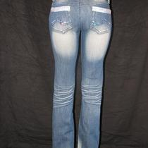 A7 Jeans -31- Fully Embellished With Swarovski Elements   Photo