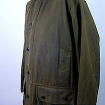 A825 Barbour Northumbria Cotton Wax Outdoor Traditional Festival jacket.uk 40