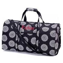 Ababy Black Maddie Large Duffel Name Parker Photo