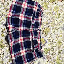 Abercrombie and Fitch Calico Shorts Children's Size 16 Photo