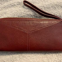 Abercrombie and Fitch Leather Wallet Photo
