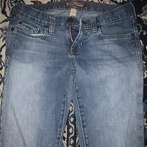 Abercrombie and Fitch Low Rise Jeans Light Wash Photo