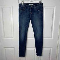 Abercrombie and Fitch Skinny Jeans 10r Photo