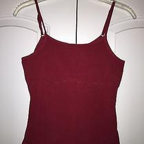 Abercrombie and Fitch Spaghetti Strap Blouse Women's Size Small. H Photo
