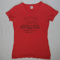 Abercrombie and Fitch Womens T-Shirt Size M High Perks Pine Ridge Photo