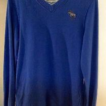 Abercrombie Blue Knit Shirt Photo