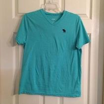 Abercrombie Boys Size Xl v-Neck Shirt Photo