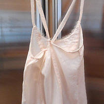 Abercrombie & Fitch Af Ladies Light Pale Blush Pink Top Twisted Halter Style  S Photo