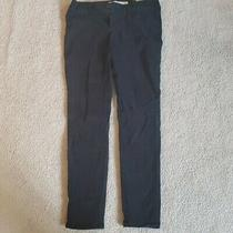Abercrombie Fitch Black Skinny Jeans Size 4 Photo