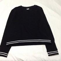 Abercrombie & Fitch Black Sweater (S) Photo