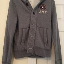 Abercrombie & Fitch Button Up Hoody M Photo