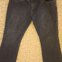 Abercrombie & Fitch Euc Size 6 Womens Girls Denim Jeans Pants Bottoms 31