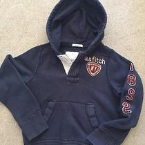Abercrombie & Fitch Hoodie Kids Size Small Photo