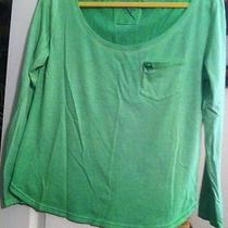 Abercrombie & Fitch M Green Tee Photo