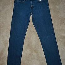 Abercrombie & Fitch Men's Straight Blue Jeans 30x32 Photo