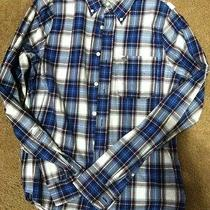 Abercrombie & Fitch Mens Plaided Shirt L Photo