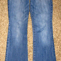 Abercrombie & Fitch Stretch Emma Boot Cut Jeans - Women 2 Short Photo