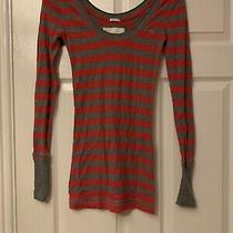 Abercrombie & Fitch Striped Top Size Xs Photo