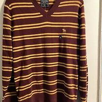 Abercrombie & Fitch v Neck Sweater Xs Photo