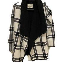 Abercrombie & Fitch Winter Plaid Jacket Size Xs Photo