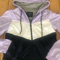 Abercrombie & Fitch Women Jacket Windbreaker Size Xs Photo