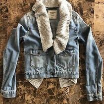Abercrombie & Fitch Womens Denim Jacket Size Xs Photo