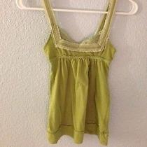 Abercrombie Green Lace Tank Photo