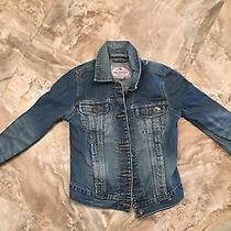 Abercrombie Jean Jacket Children's Size Small Photo
