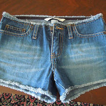 Abercrombie Jean Shorts Size 12 Photo