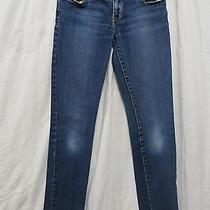 Abercrombie Jeans 14 Maddy Skinny Slim Stretch Denim 5 Pocket Photo