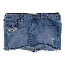 Abercrombie Kids Denim Skirt Size 14 Photo