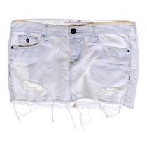 Abercrombie Kids Distressed Skirt Size 16 Photo