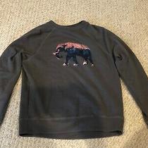 Abercrombie Kids Elephant Long Sleeve Sweatshirt Size M Photo