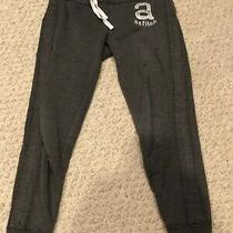 Abercrombie Kids Girls Sweatpants Size S Photo