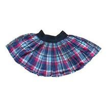 Abercrombie Kids Plaid Skirt Size 6 Photo
