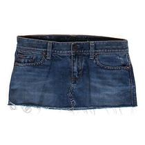Abercrombie Kids Trendy Denim Skirt Size 12 Photo