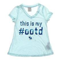 Abercrombie Kids Trendy Shirt Size 8 Photo