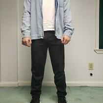 Abercrombie Light Wash Denim Jacket Men Size Xs Photo