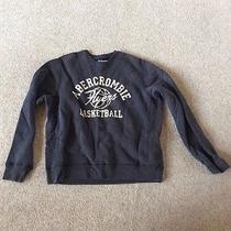 Abercrombie Mens Sweatshirt Size L Photo