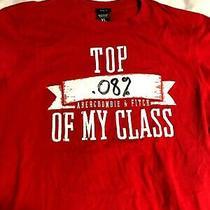 Abercrombie T-Shirt Size Xl