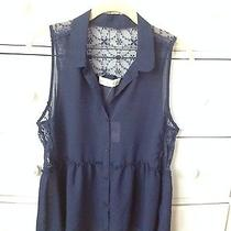 Abercrombie Tunic Shirt Medium  Photo