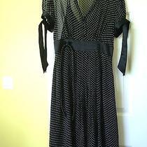 Abs Women's Polka Dot Dress Photo